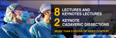 1st Virtual Intensive Masterclass on Laparoscopic Surgical Anatomy for Abdomino-Pelvic Surgery with Online Cadaveric Dissection